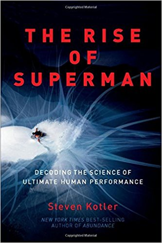 Steven Kotter's  The Rise of Superman