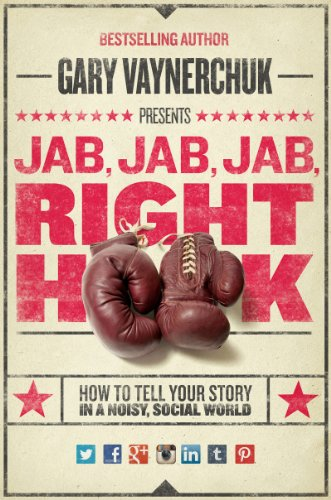 Gary Vaynerchuk's  Jab, Jab, Right Hook