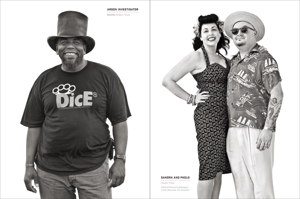 All Tore Up: Texas Hot Rod Portraits