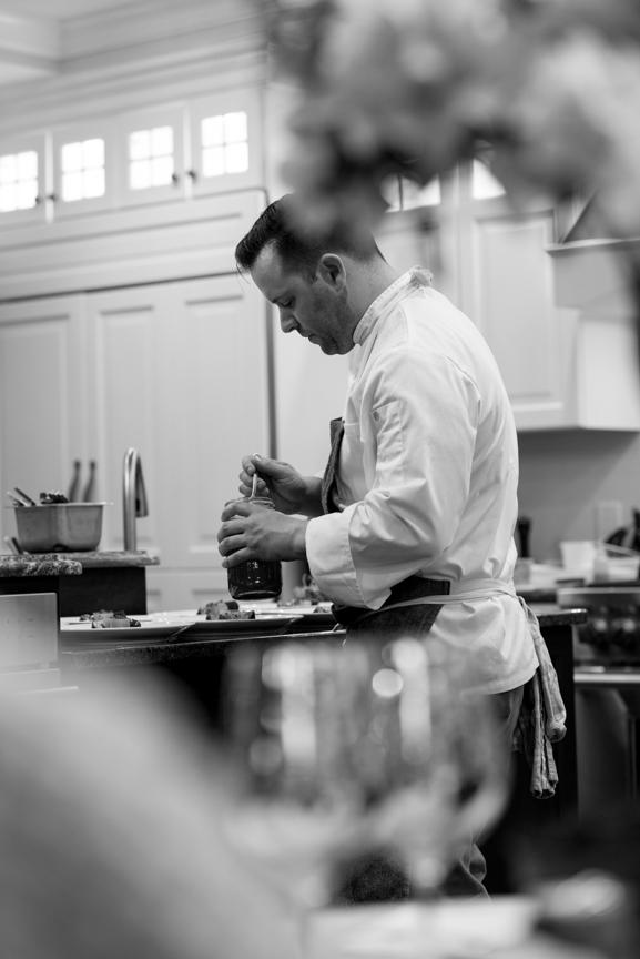 Ryan O'Shea private chef Albany, NY Saratoga, NY
