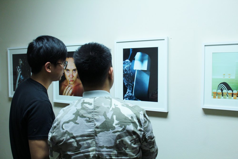 Student Exhibit: Disenfranchised Grief