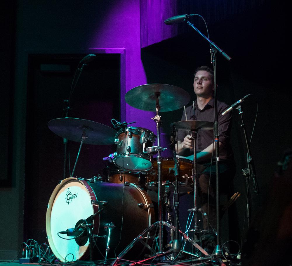 Jakob Edelstein - Drums