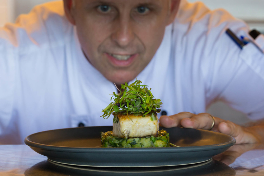 Head Chef Michael Roper