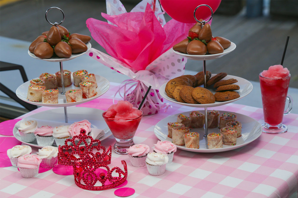 Princess High Tea