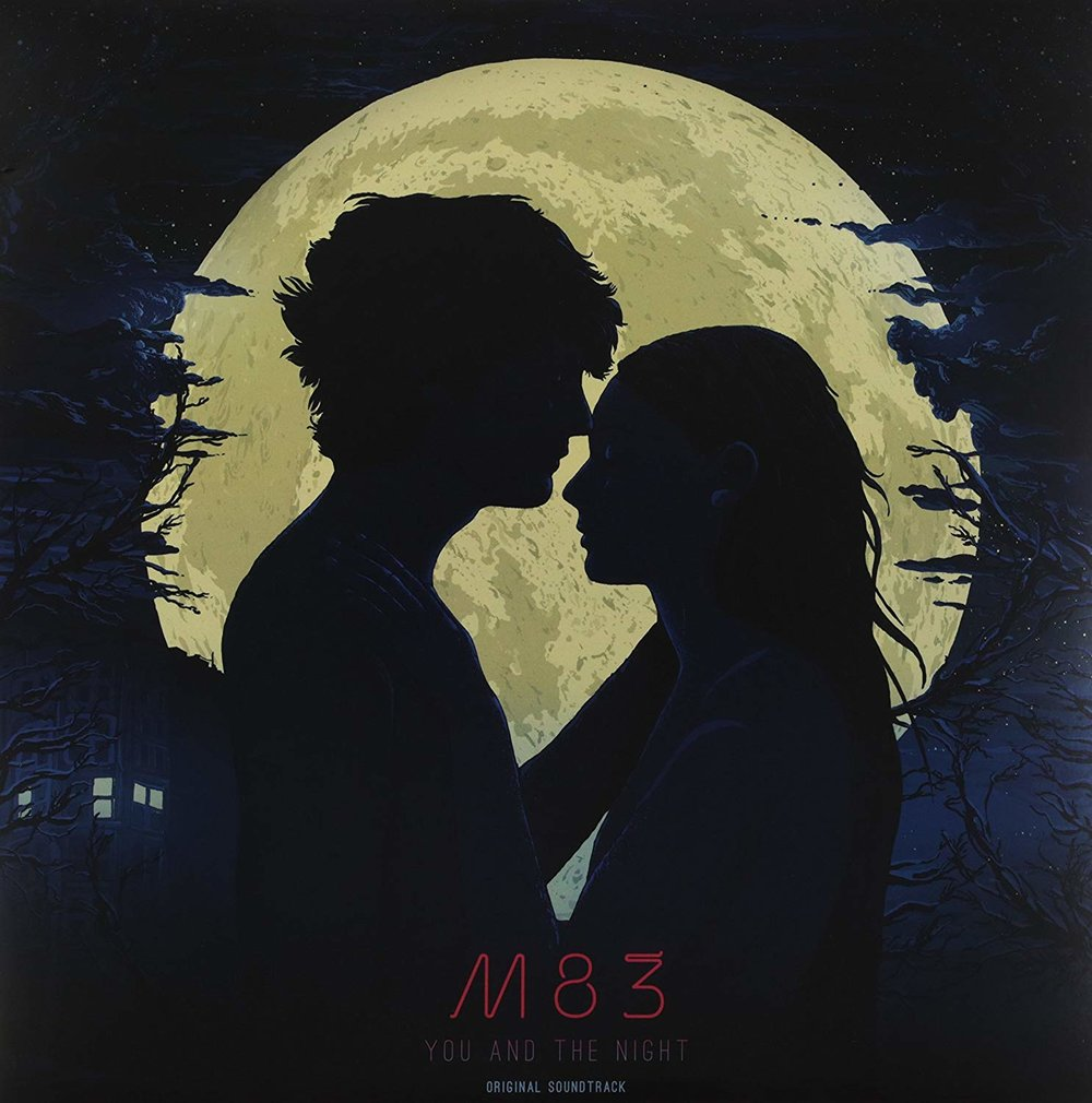 M83 - YOU AND THE NIGHT   Assistant Mixing Engineer