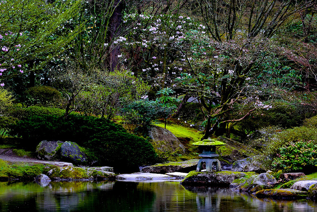 Japanese Gardens: A Four Season Celebration Of Fleeting Beauty