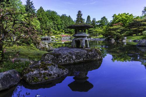 Location & Hours — Seattle Japanese Garden