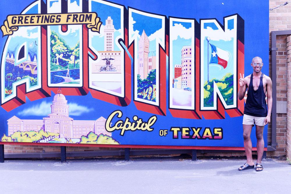 Austin: Part I