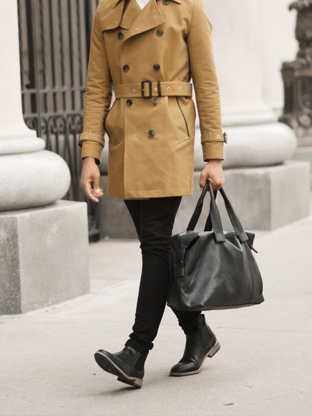 Fall Essential: The Trench Coat