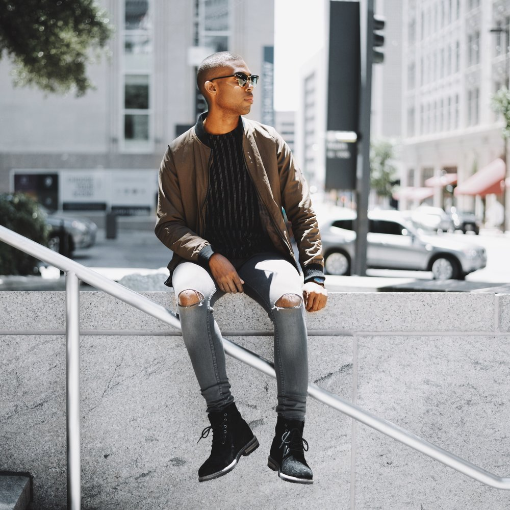 Fall Essential: Bomber Jacket