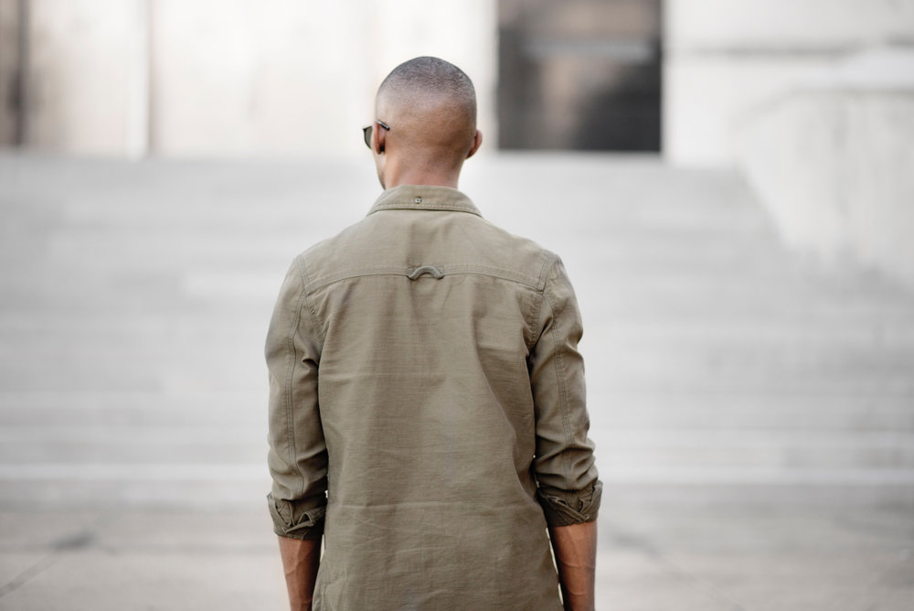 Fall Essential: Overshirt