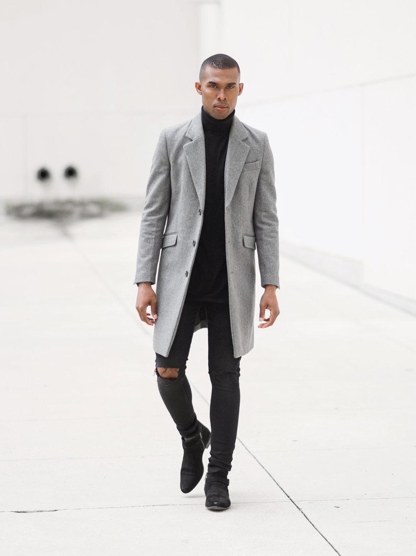 Fall Essential: Wool Overcoat