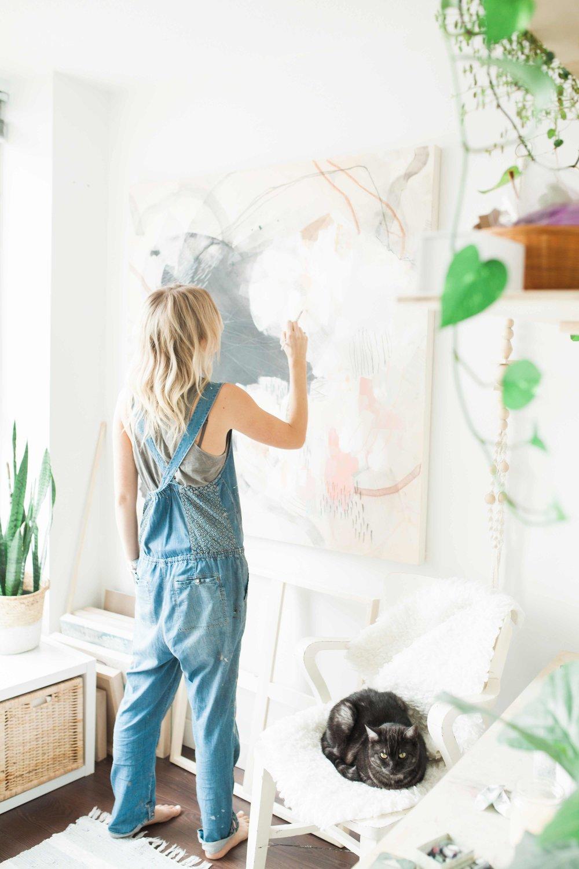 Sarah Delaney Art