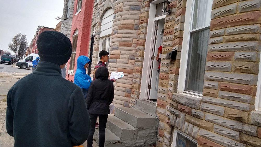 Neighborhood Outreach