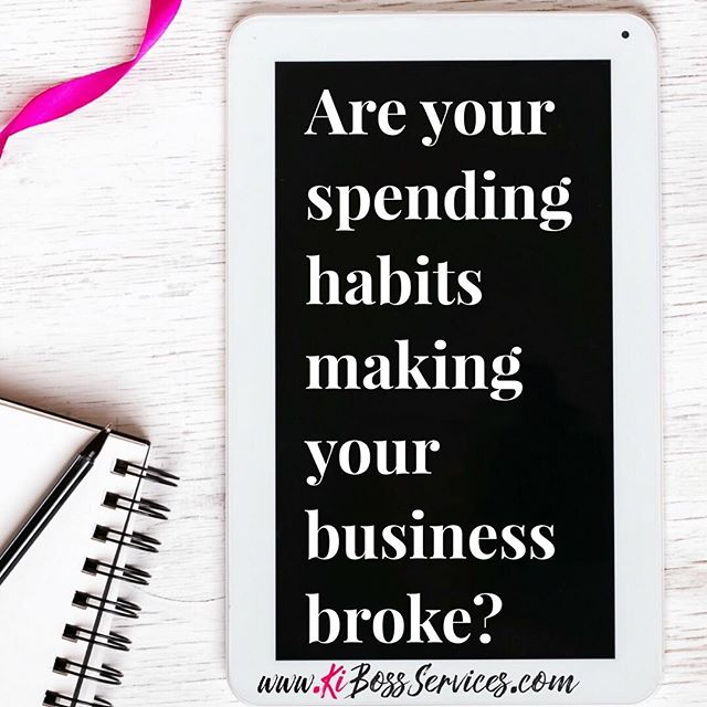 If you find yourself not having money to pay your bills, to pay yourself, or just don't know where you're spending your money in your business. Yea money is coming in, but you're spending it so fast it's forcing you to be in a constant state of hustle. You wouldn't have to hustle to desperation if you worked on your spending habits. Book your Ki Money Matters so you don't spend your business broke because you don't have your money under control. Click the bio link so you can position your business to have better cash flow. . . . . #KiBossServices #womenandmoney #moneygoals #moneymindset #knowyourworth #bossladiesmindset #womenwhohustle #goaldigger #femaleentrepreneurs #buildinganempire #financialfreedom #entreprene urmindset #communityovercompetition #savvybusinessowner #moneyblogger #buildyourempire #beyourownfinancialplan #bossbabes #ladyboss #womeninbusiness #businessrulesforwomen #chargeyourworth