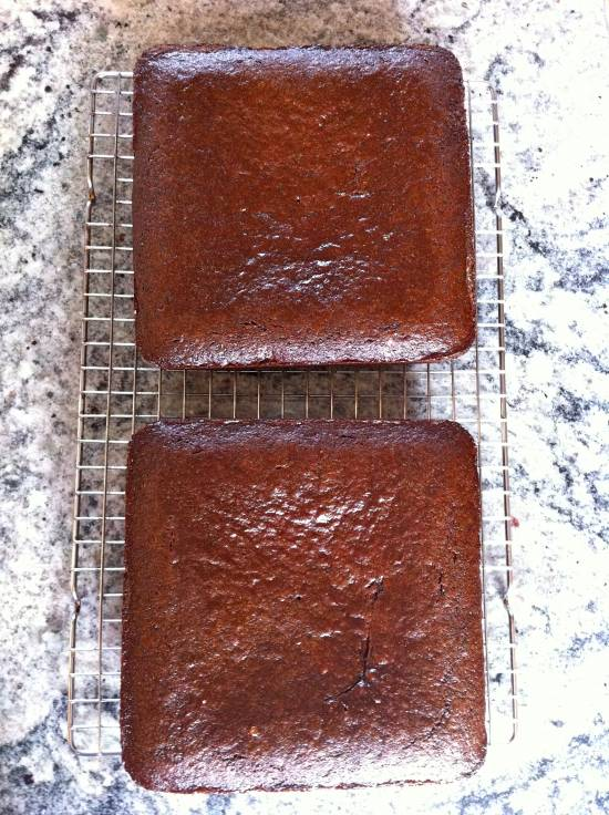 how long to cook gingerbread