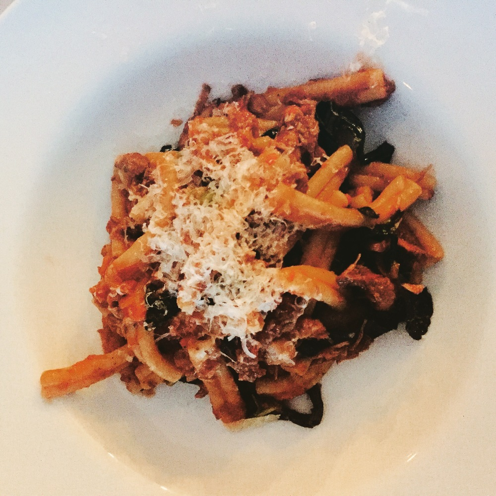 the pig and the fig pork ragu