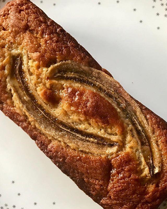 I made some miso banana bread and my husband says the bananas look like fossils. 🤷♀️Recipe up tomorrow.