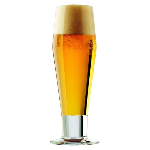 American Blond An American version of a German Kolsch. Pale golden color. Smooth, clean and crisp. Light malty flavor with a hint of fruitiness. Light body. 4.68 ABV 25 IBU Color of 5.0 SRM Food Pairings: Pasta and meatballs, pepperjack and brick cheeses.  Served in a pint glass or pilsner glass.