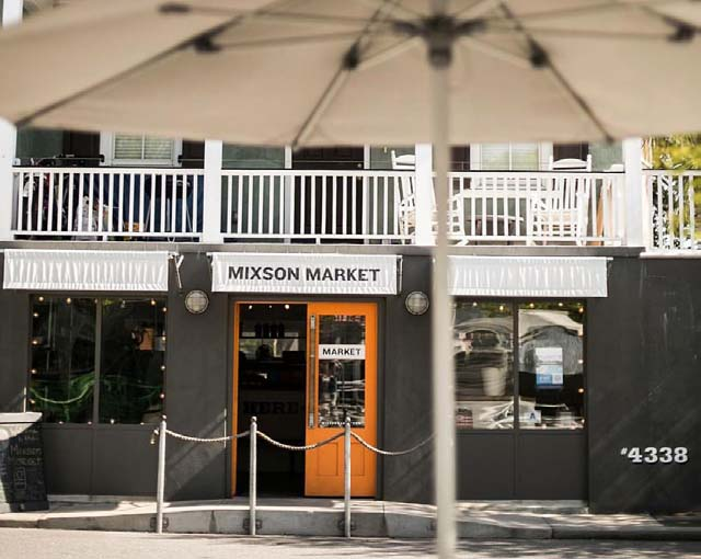 Mixson Market • Photo by Peter Frank Edwards