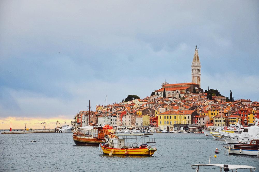 Istrian Italian Travel