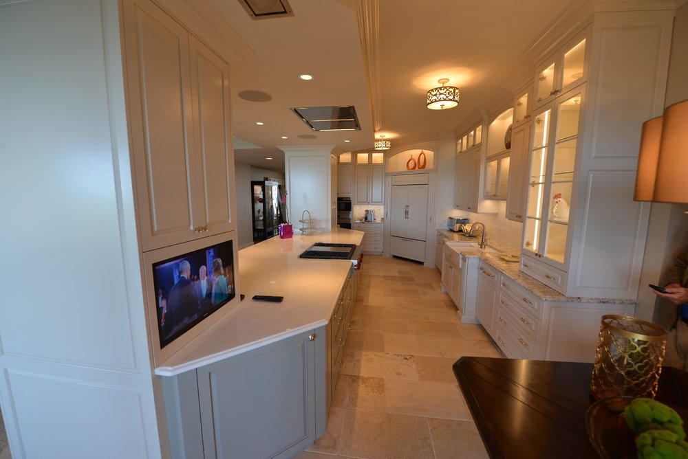 The Defined Home Custom Cabinetry