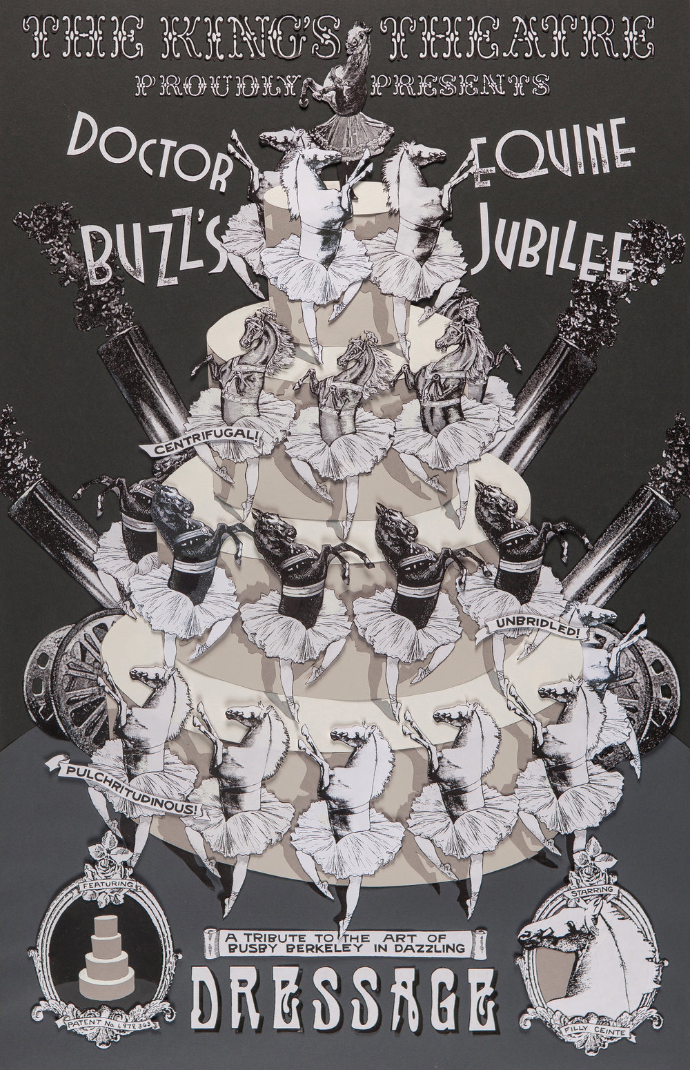 Doctor Buzz's Equine Jubilee