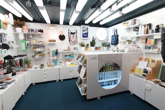 The NewStand, where retail meets media