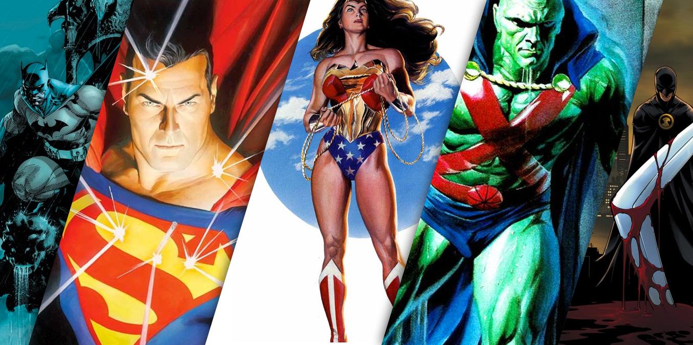 Jeremy's Top 5 List for DC Comics… — A Comic Book Education