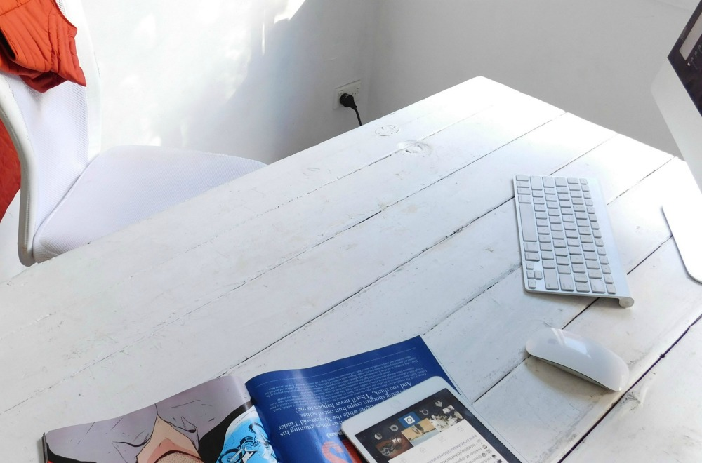 Home & TechOFFICE REVAMP - As anyone who works from home or for those with a cushy job knows that being in the same office space day in and day out can drive you crazy sometimes. Which is why it's important to update your workspace every once in a while.