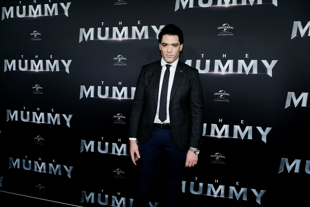 Red Carpet Style | Get the Look WARREN PASI AT THE MUMMY PREMIERE. - So this week I attended the Australian Premiere ofUniversal Pictures the Mummy at the State Theatre and this is what I wore.