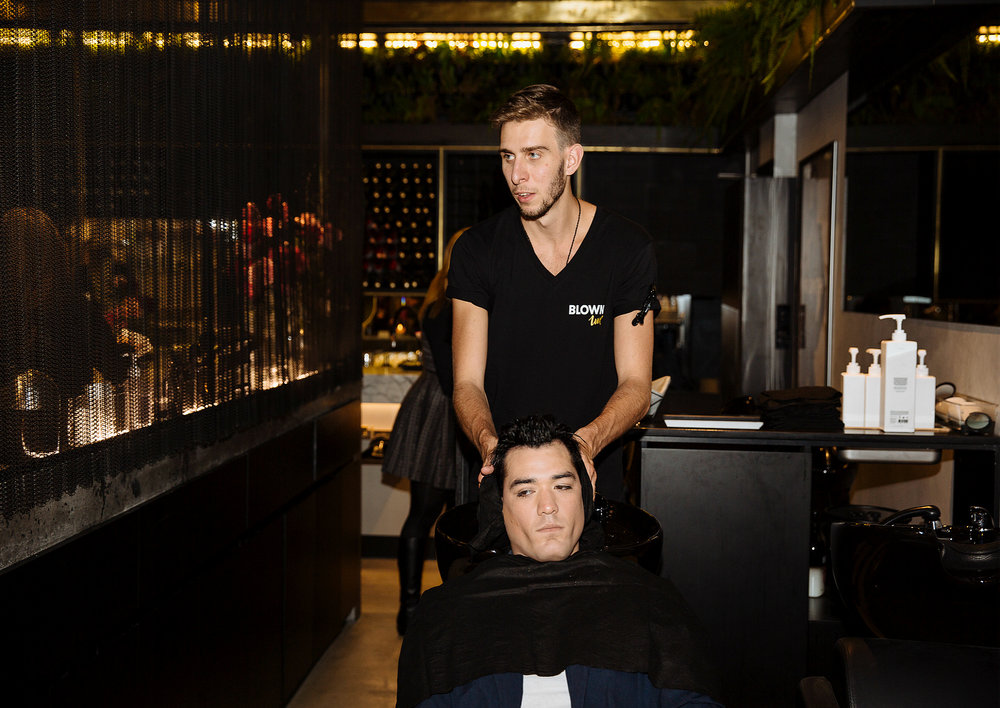 Grooming + LifestyleBLOWN LUX BAR - So this week I was invited to check out 'Blown Lux Bar