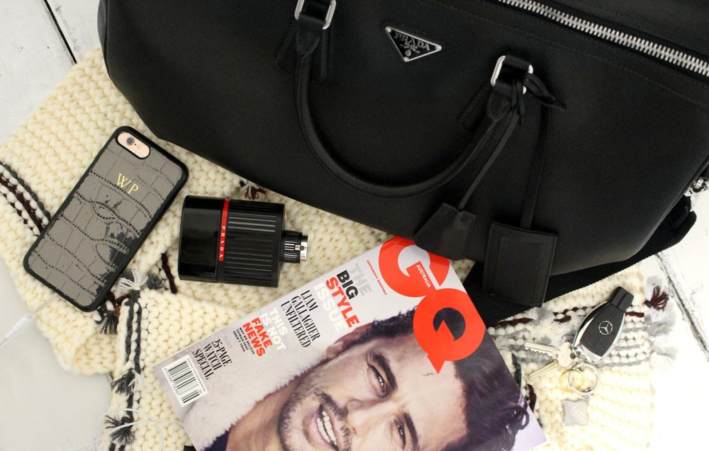 Travel | The Style EditA FEW OF MY CARRY ON ESSENTIALS. - Just a few essentials that I can't board a plane without.