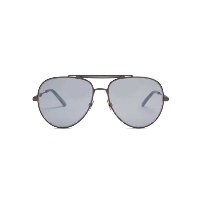 4. Sunglasses - Never leave without a pair of aviators, especially as every time I fly it's always an early morning flight._BOTTEGA VENETAAviator SunglassesMATCHESFASHION
