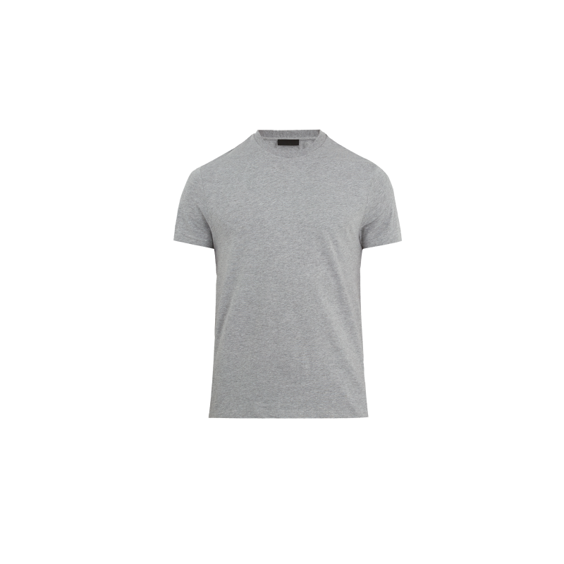 5. Tee shirt - Always bring a spare tee shirt and jeans if possible. You never know when your flight might hit a little turbulence and you end up with food or drink down the front of your shirt._PRADA Crew Neck Cotton T-shirt(Comes in a pack of 3)MATCHESFASHION