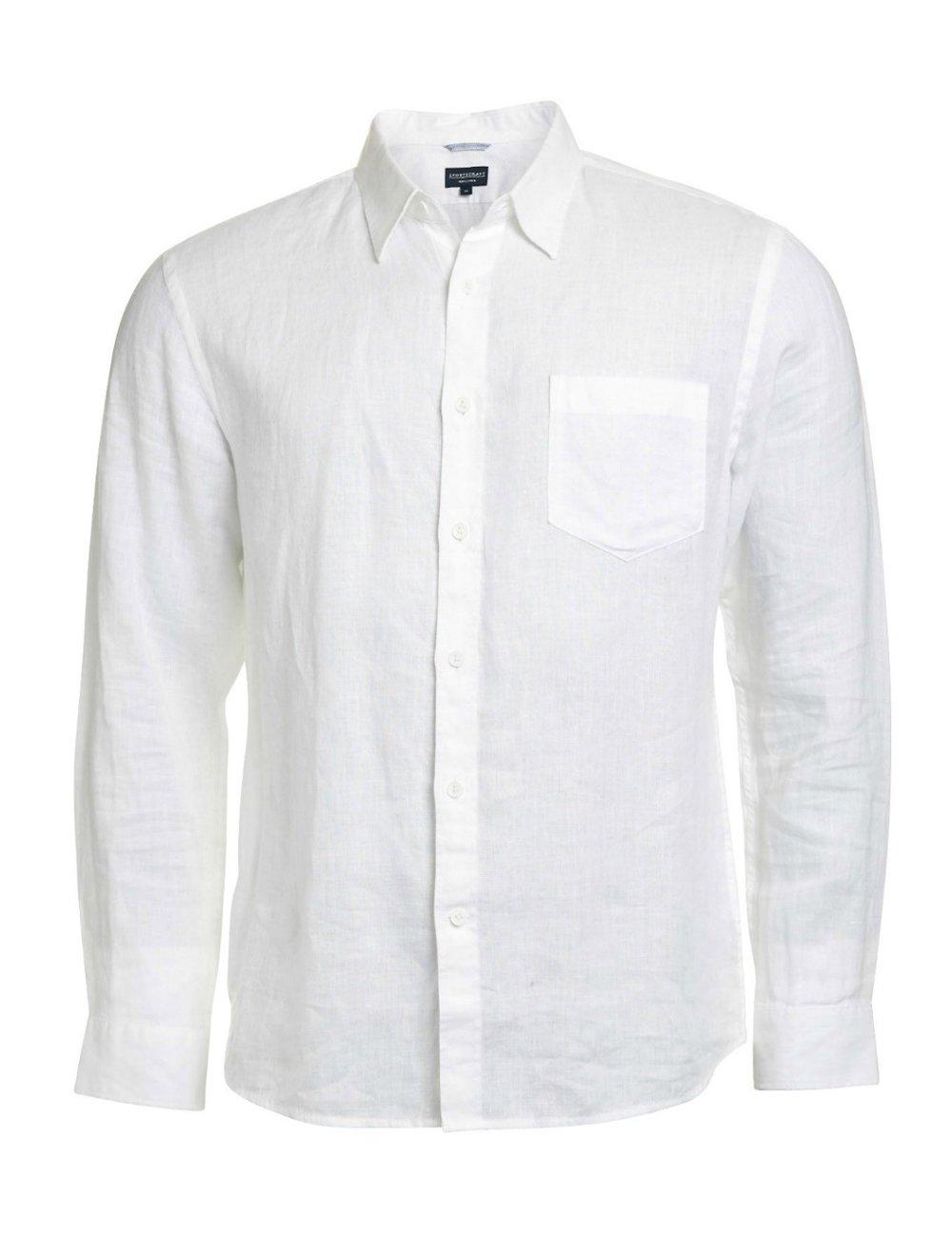 SPORTSCRAFTLong sleeve linen shirt - SPORTSCRAFT.COM.AU