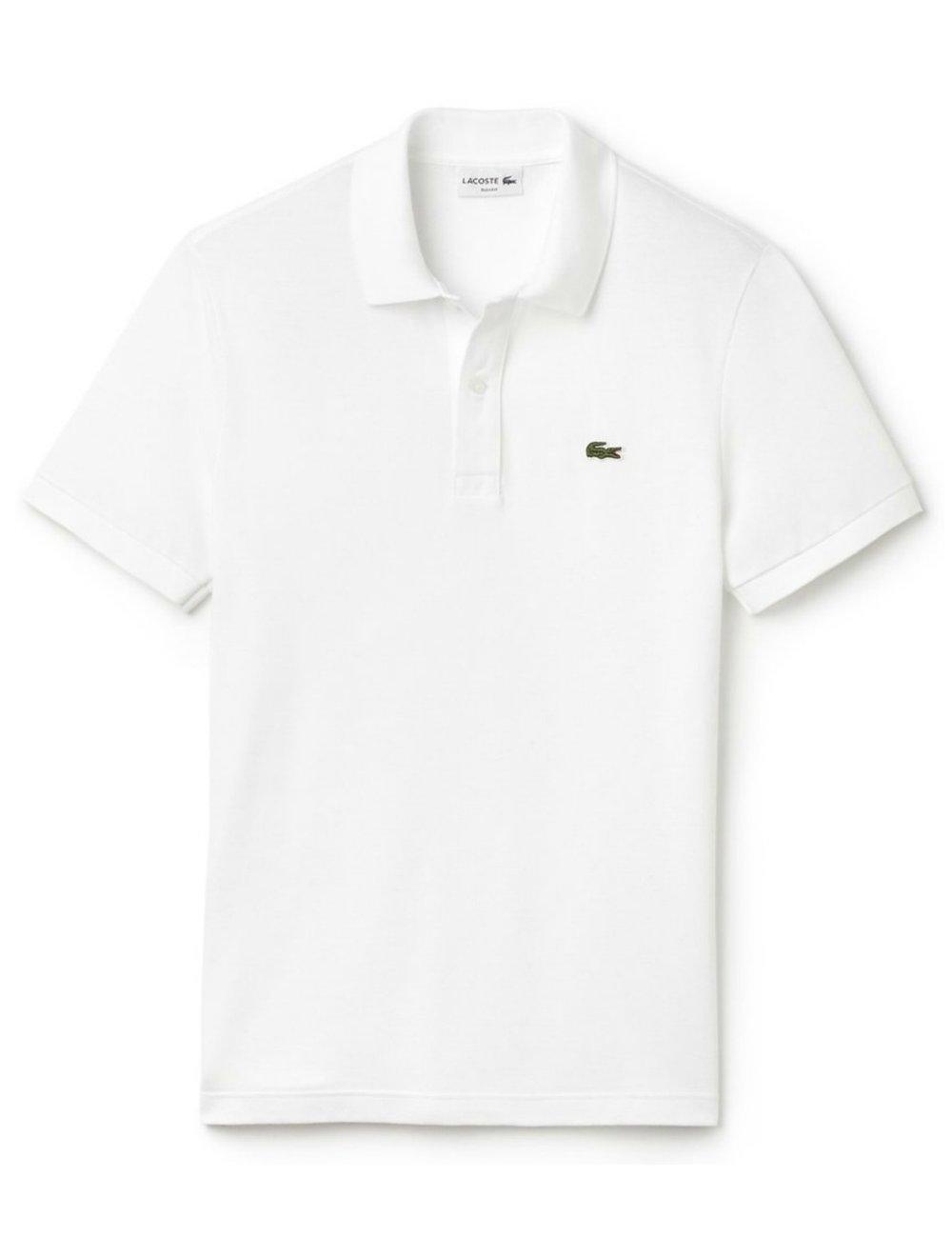 LACOSTEBasic slim fit polo shirt - LACOSTE.COM