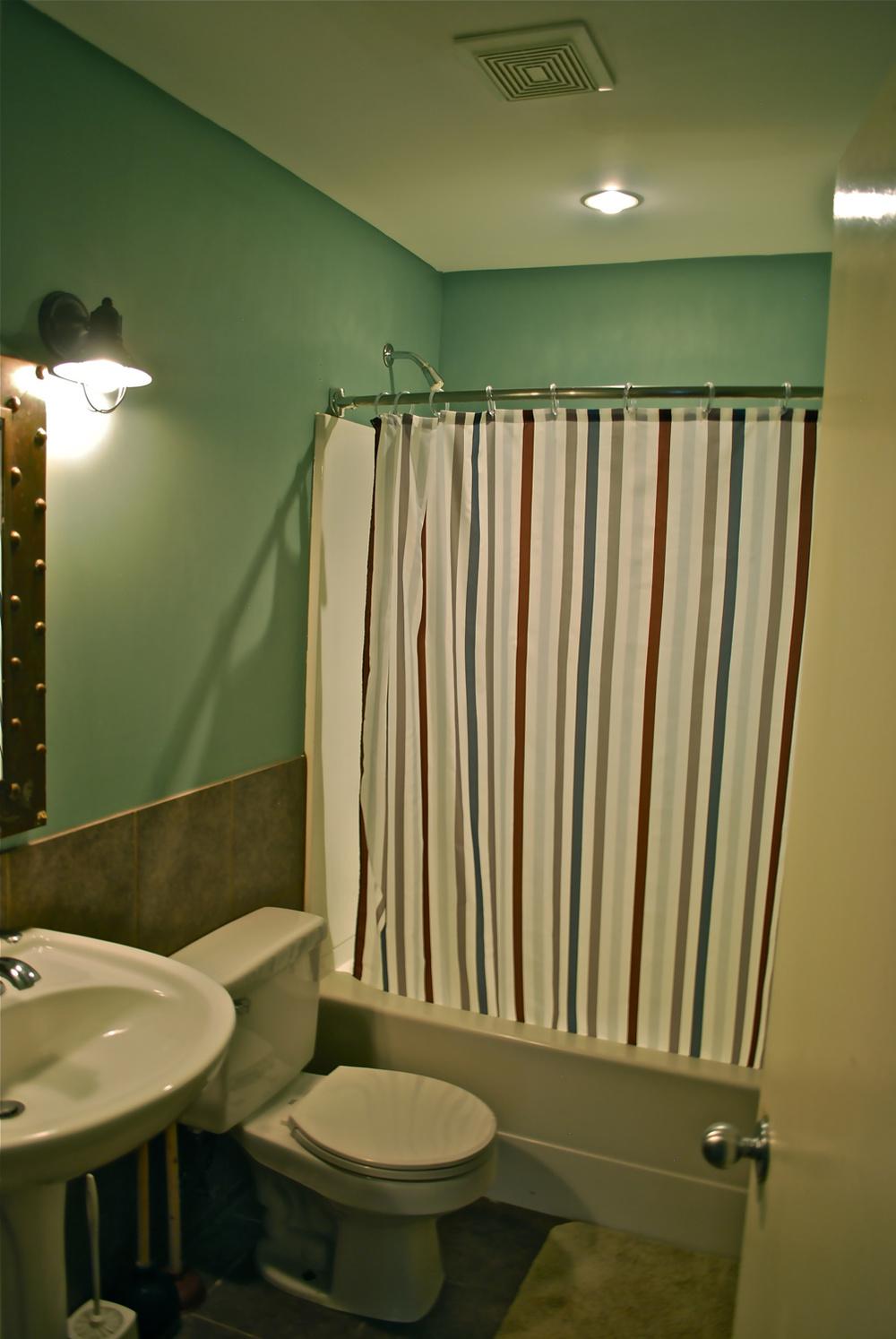 Wolfpack Bathroom