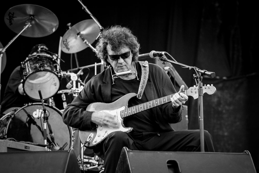 TONY JOE WHITE - MELBOURNE