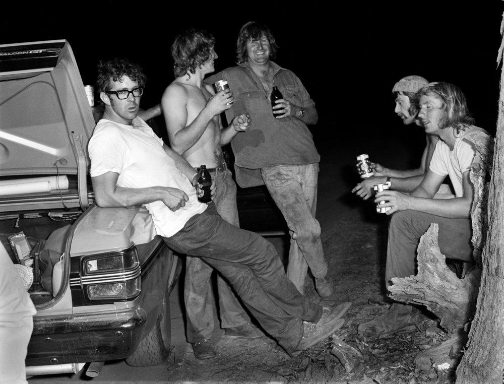 WELLINGTON RIVER / DARGO VICTORIA  1972