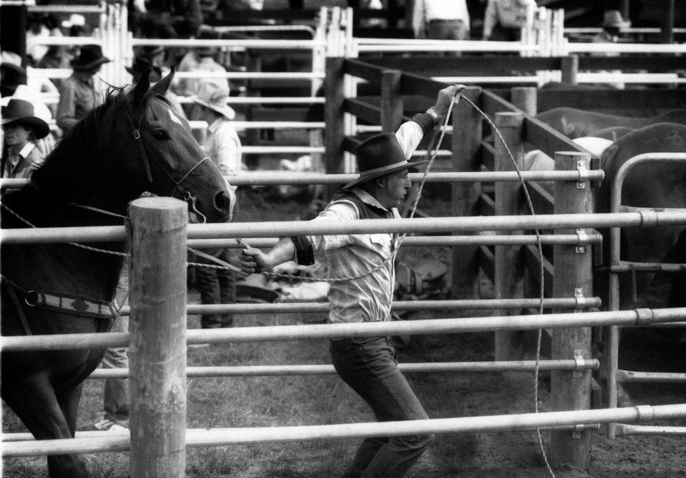 TINY WEST / BONEO RODEO 1979