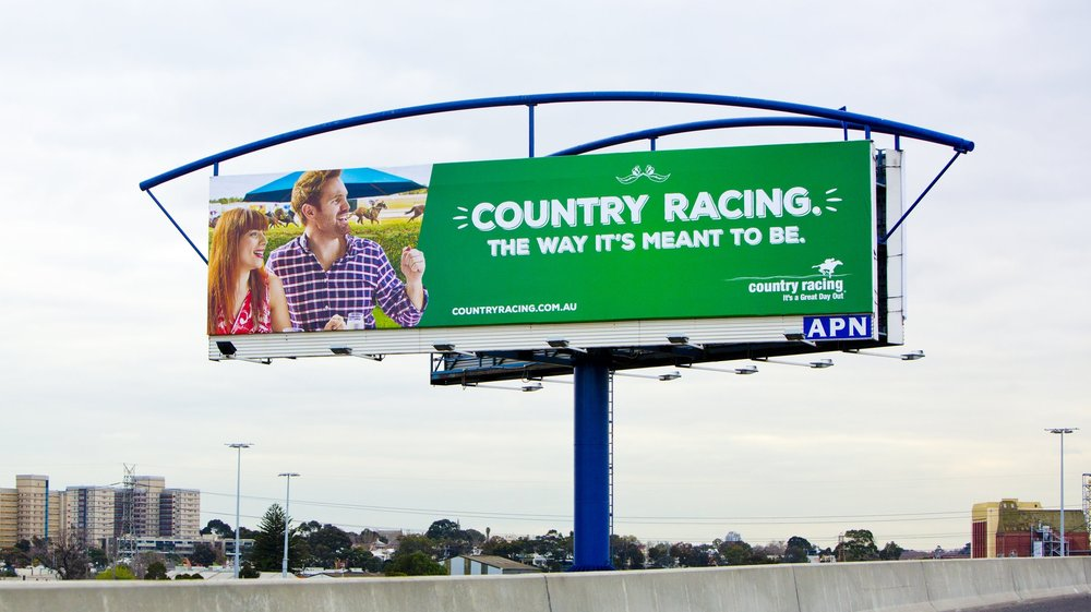 WE ARE BALANCE / COUNTRY RACING VICTORIA