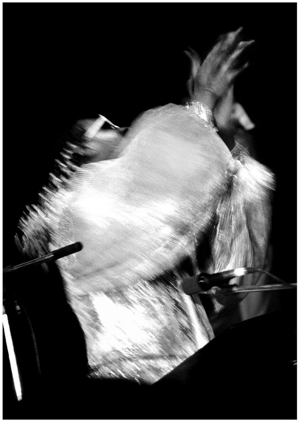GARY 'NESTA' PINE - THE WAILERS - MELBOURNE - 2004