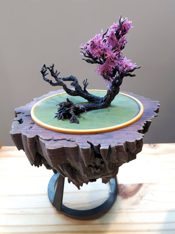 3D Print of 'Humble Blossom'