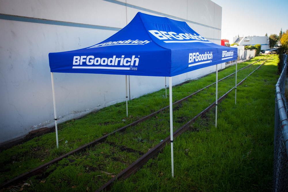 BF Goodrich - 10' x 20'