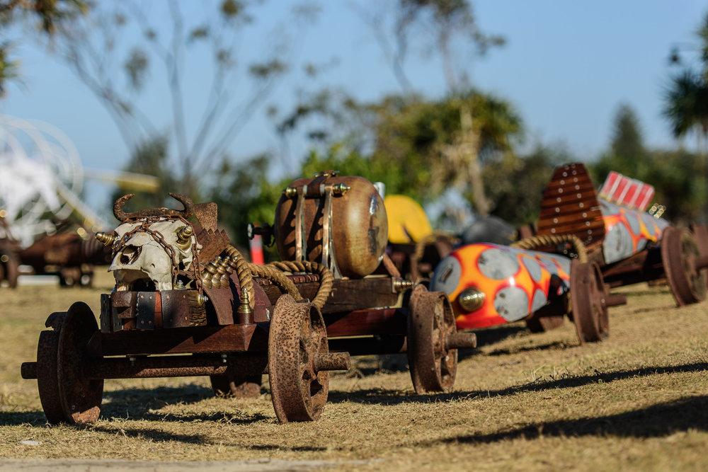 CURRUMBIN CRUZIN'  |  LANCE SEADON  |  NSW