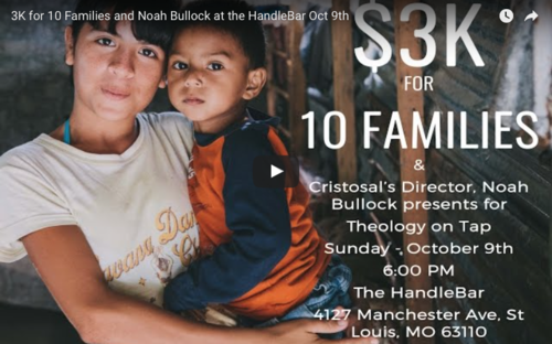 $3k for 10 Families
