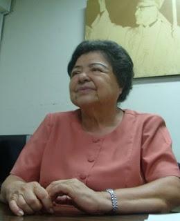 María Julia Hernández / Photo  Roselia Núñez