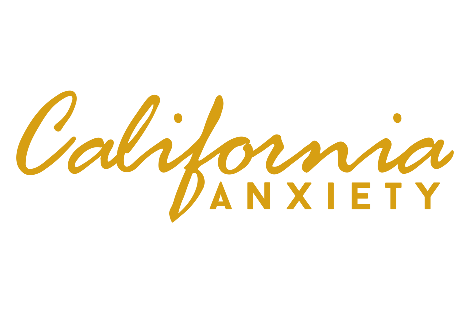 California Anxiety