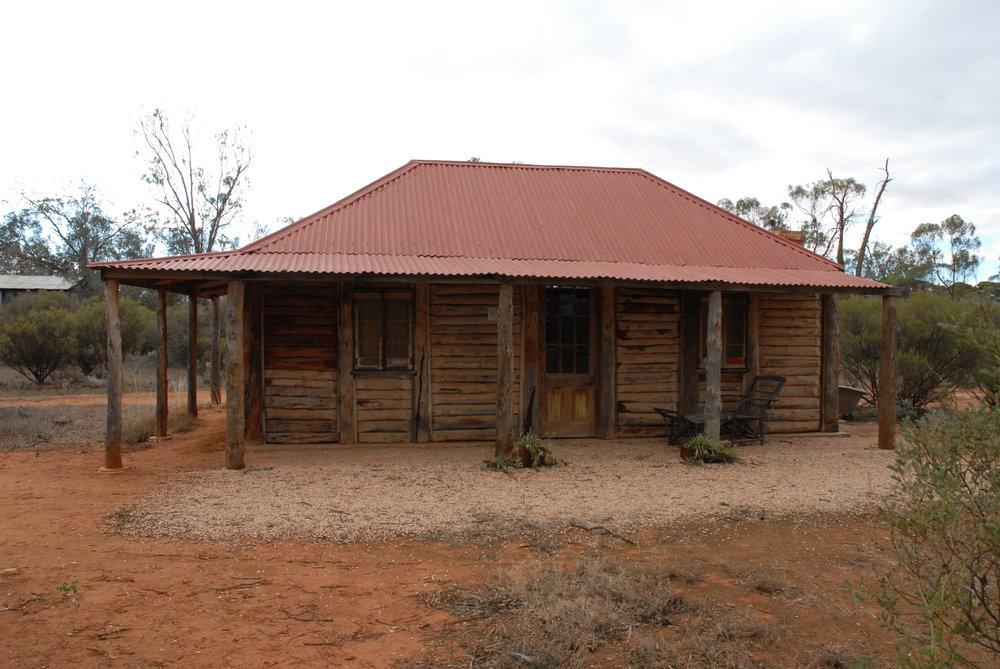 Croziers Cottage - Millewa Pioneer Village. Meringur